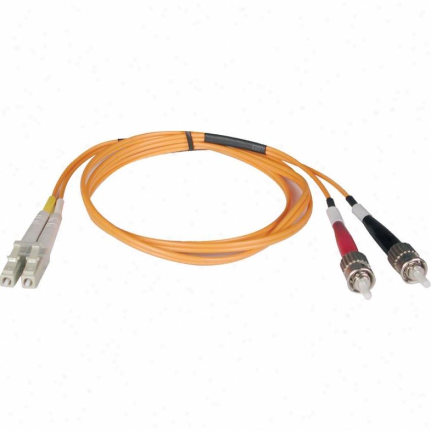 Tripp Life 5m Duplex Lc/st 50/125 Fiber