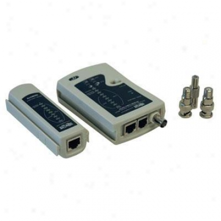 Tripp Lite Cat5/6 Cable Continuity Tester