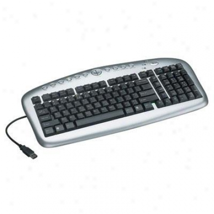 Tripp Lite Multimedia Notebook Keyboard
