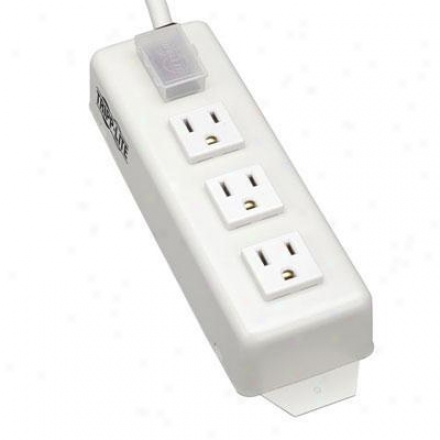 Tripp Lite Multiple Outlet Striip 15-amp 3