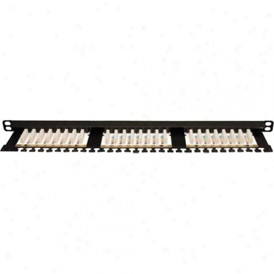 Tripp Lite N252-024-hu2244-port Cat6 0.5u Patch Panel 568a/b