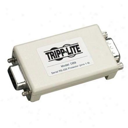 Tripp Lite Network Dataline Db9 Surge