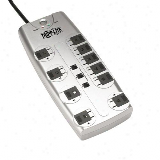 Tripp Lite Tlp1008tel Protect It! Surge Suppressor