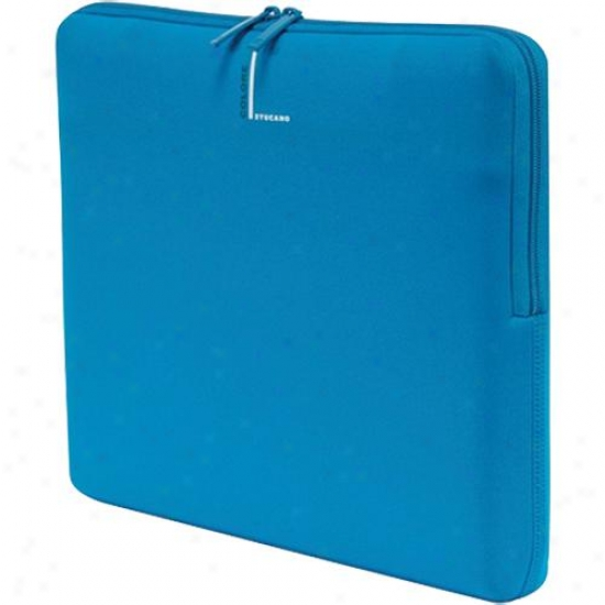 "Tucano 16"" Neoprene Sleeve - Blue"