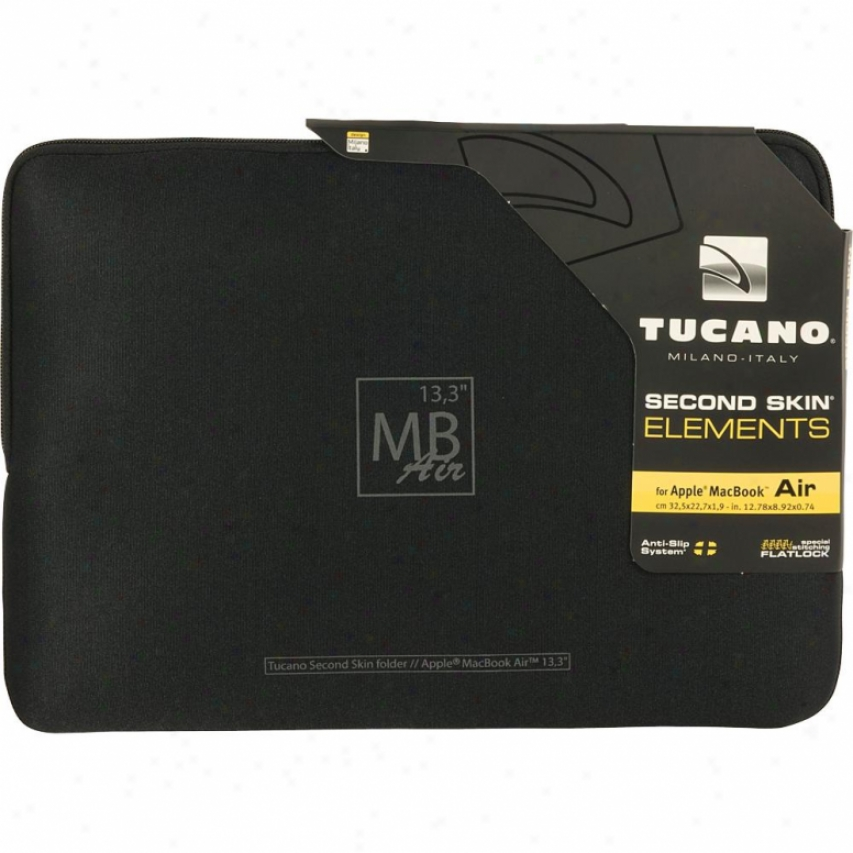 Tucano Elements Speciak Edition According to Macbook Air 13 - Black Bf-nu-a13