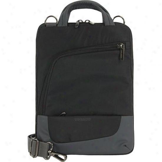 Tucano Mac Multitasking Bag For Ipad & Ipad 2 - Black - Bmtip