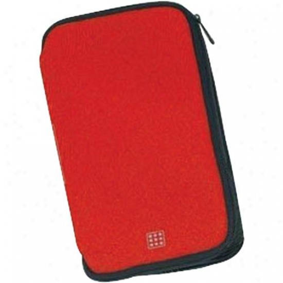 Tucano Poss-r Accessory Case Red