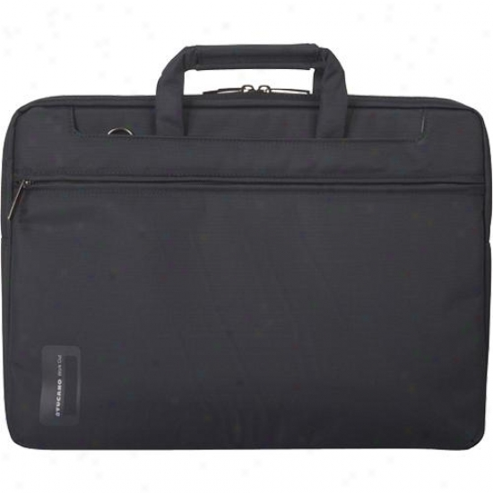"""Tucano Work Out Pc - Laptop 16"""" Brief/sleeve Combo Wopcxl - Black"""