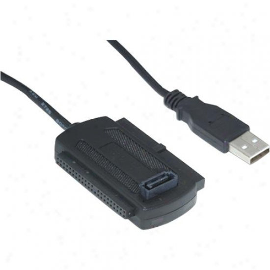 Ultra Products Ult40112 Usb 2.0 To Ide/sata Cable