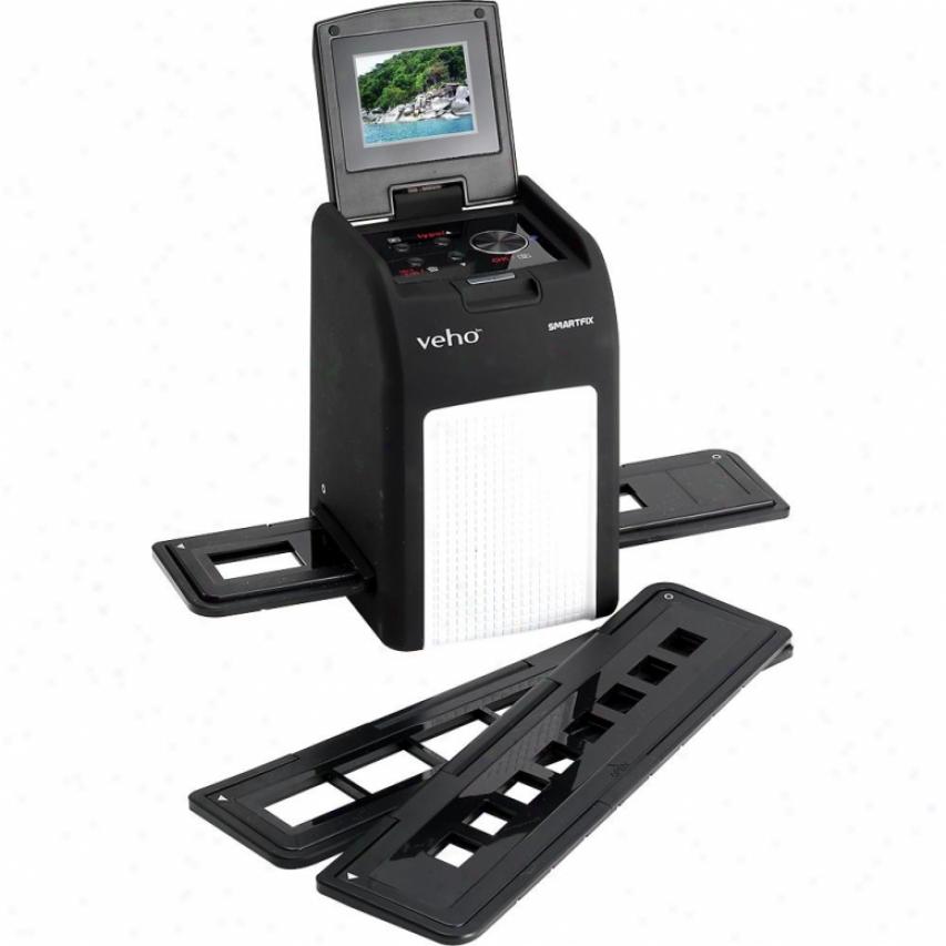 Veho Vfs-008 Smartfix Slide And Negative To Sd Card