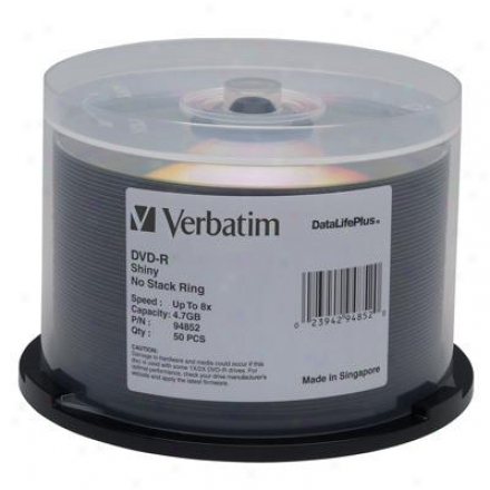 Literally Dvd-r Datalifeplus 4.7gb 8x