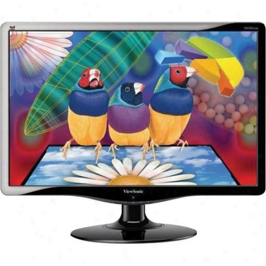 "Viewsonic 19"" Class Widescreen Hd Lcd Monitor - Va1931wm"