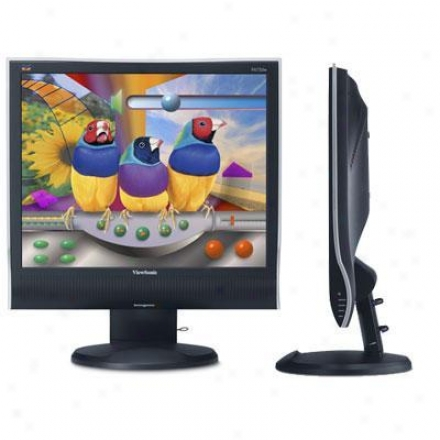 "Viewsonic Vg732m 17"" Lcd Monitor"