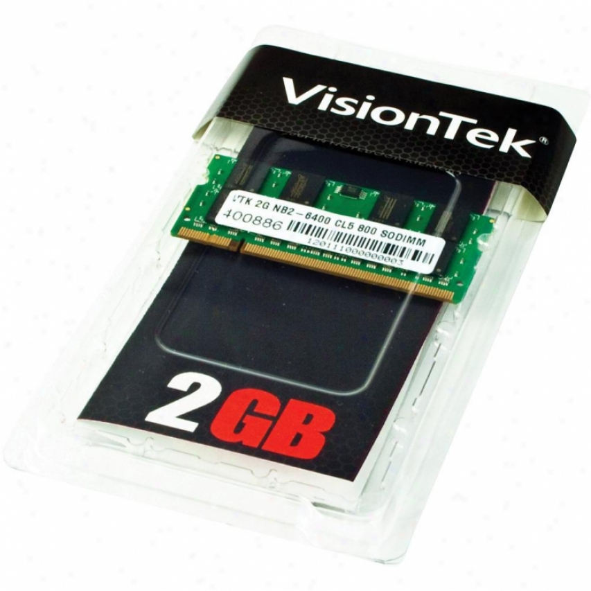 Visuontek 2gb Nb2-6400 Cl5 800 So Retai