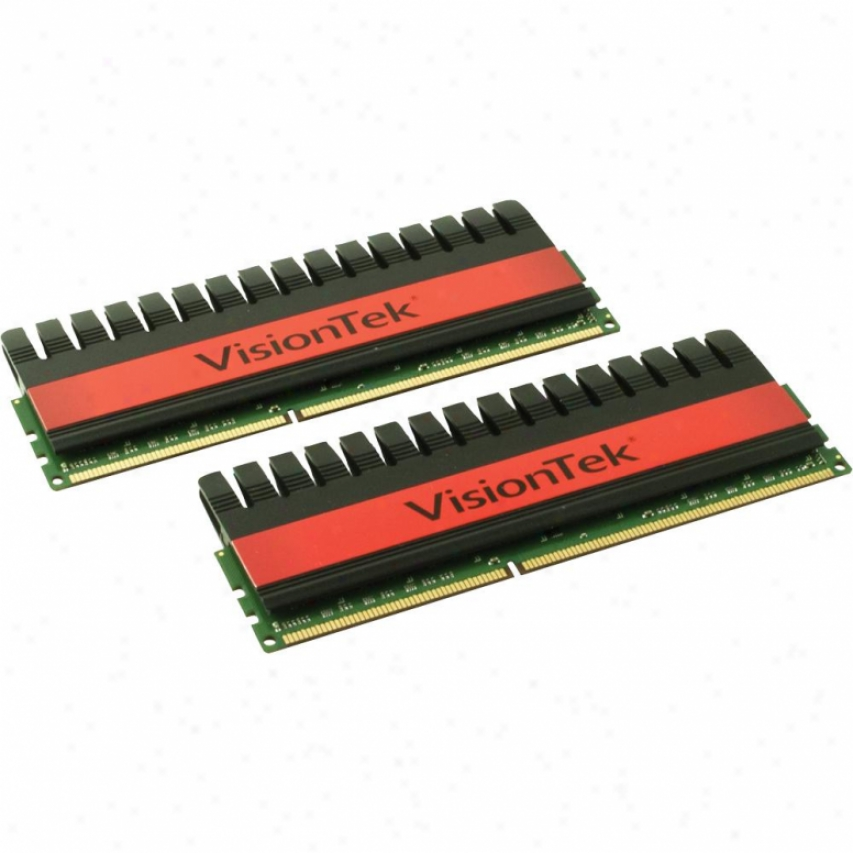 Visiontek 4gb 2x2gb Ddr3 Pc3 17000 Cl11