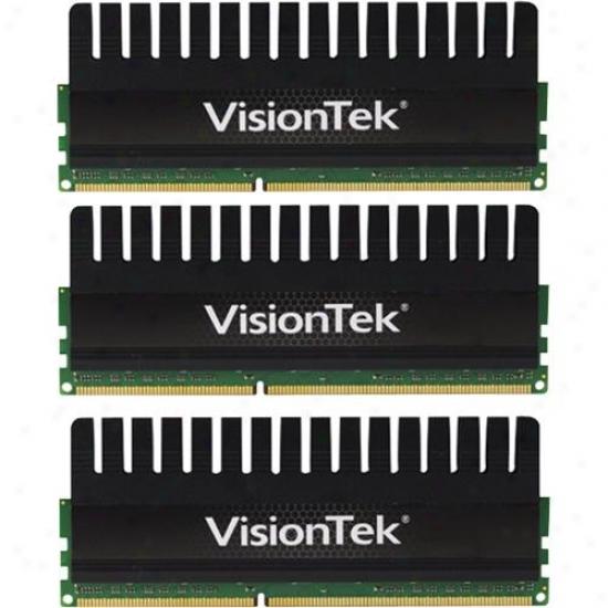Visiontek 6gb 3x2gb Pc3-14900 1866mhz