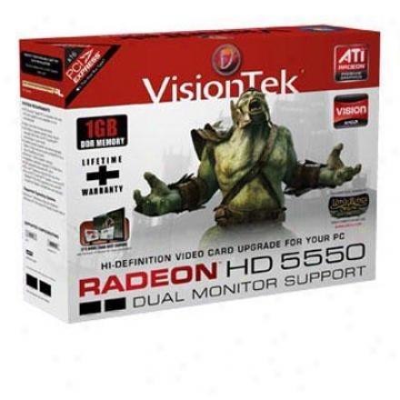 Visiontek Radeon 5550 Ddr 1gb Pcie 900331