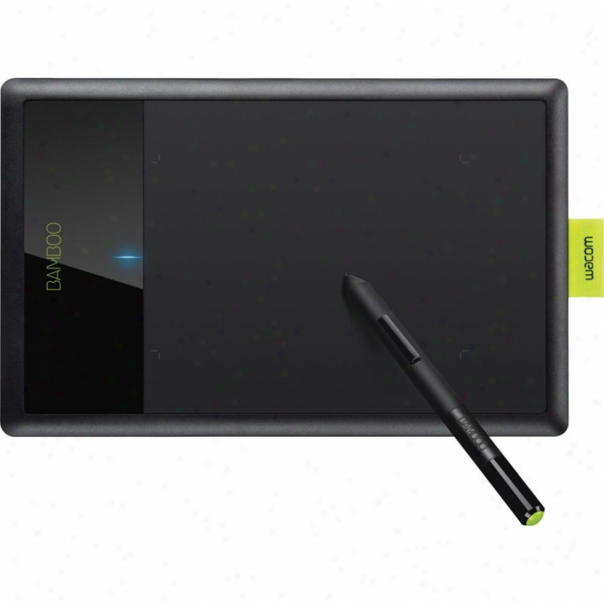 Wacom Ctl470 Bamboo Connect Pen Tablet