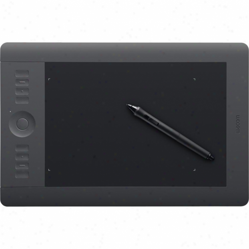 Wacom Pth650 Intuos5 Touch Medium Professional Pen Tablet