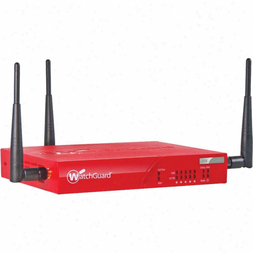 Watchguard Xtm 33-w 1-year Security Bundl
