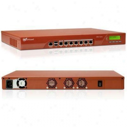 Watchguard Xtm 510 Firewall Appliance - 1-year Livesecurity