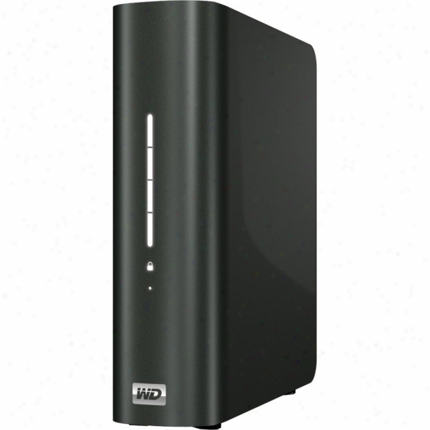 Western Digital 3tb My Book Usb 2.0 External Hard Drrive For Mac