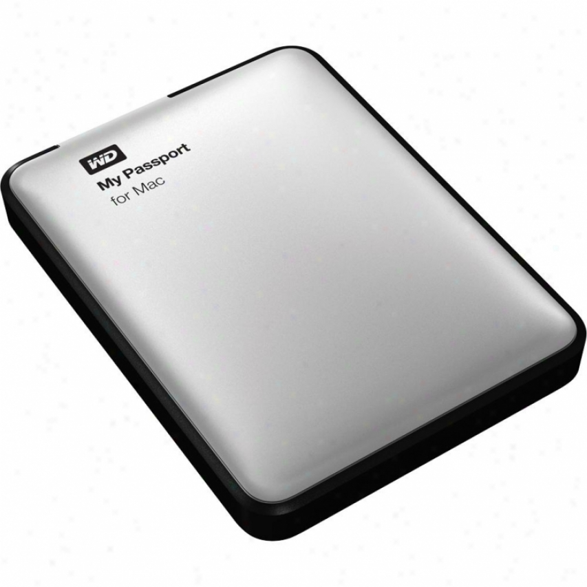 Western Digial My Passport For Mac 1tb Portable Hard Drive