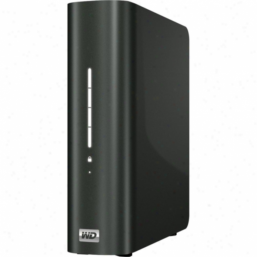 Western Digital Wdbaag0010hch-nesn 1tb My Book Mac External Hard Drive