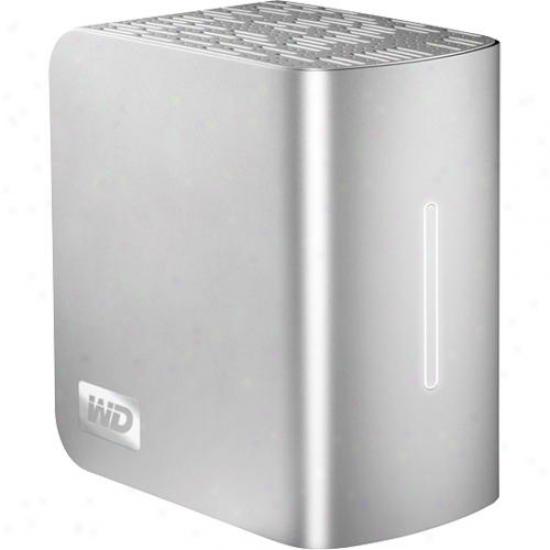 Western Digital Wdh2q20000n My Book Studio Ii 2tb Extrinsic Dual-drive