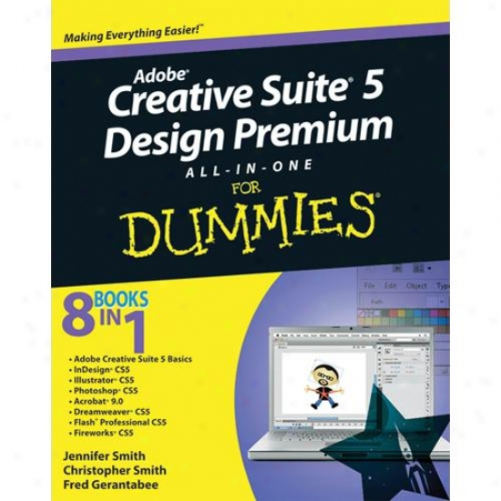 Wiley Adobe Creative Suite 5 Design Premium By Jennifer Smith 0476007466
