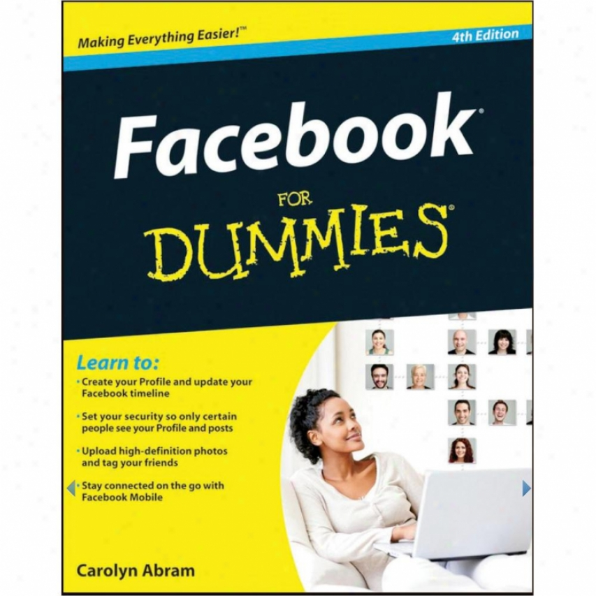 Wiiey Facebook During Dummies - 4th Edition
