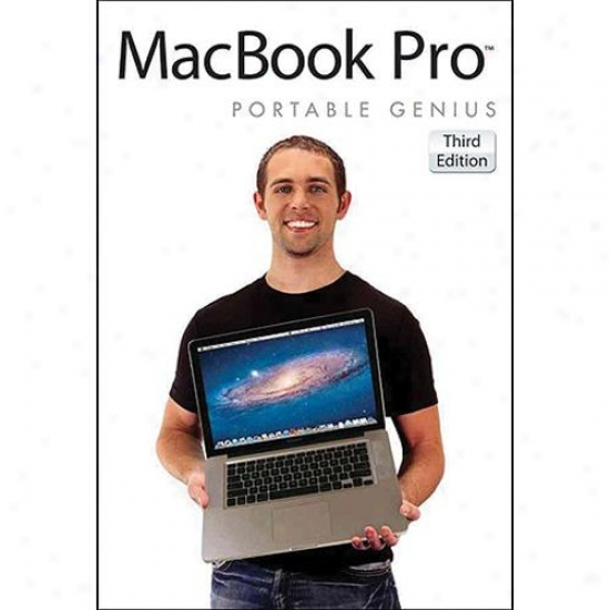 Wiley Macbook Pro Portable Genius, 3rd Edition