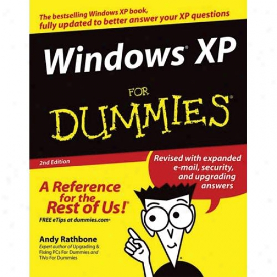 Windows Xp For Dmumies - 2nd Edition