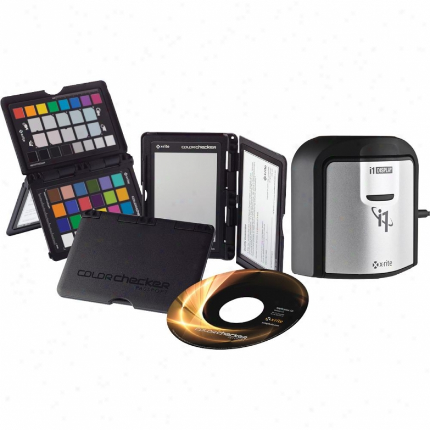 X-ite Eodis3ccpp I1display Pro And Color Checker