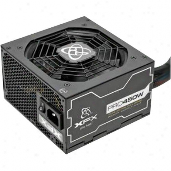 Xfx 450w Coreed Full Wired 80 +