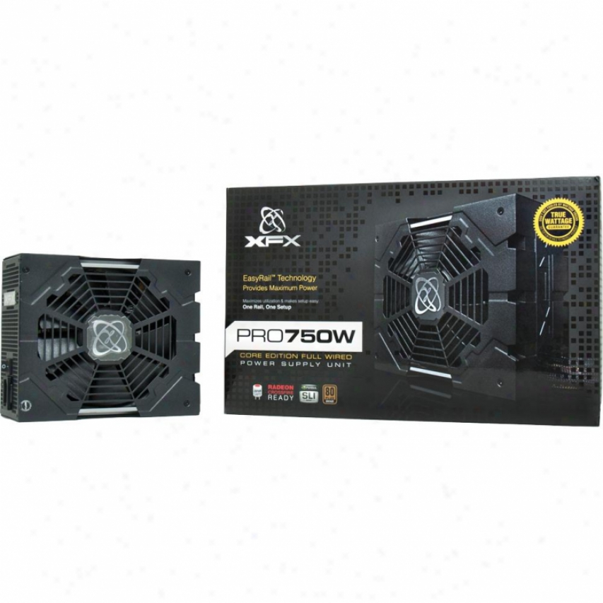 Xfx 750w Core Edition Power Supply