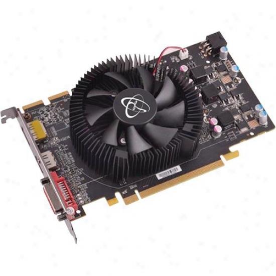 Xfx Amd Ati Radeon Hd 6770 1gb Ddr5 Pci Express 2.1 Graphics Card