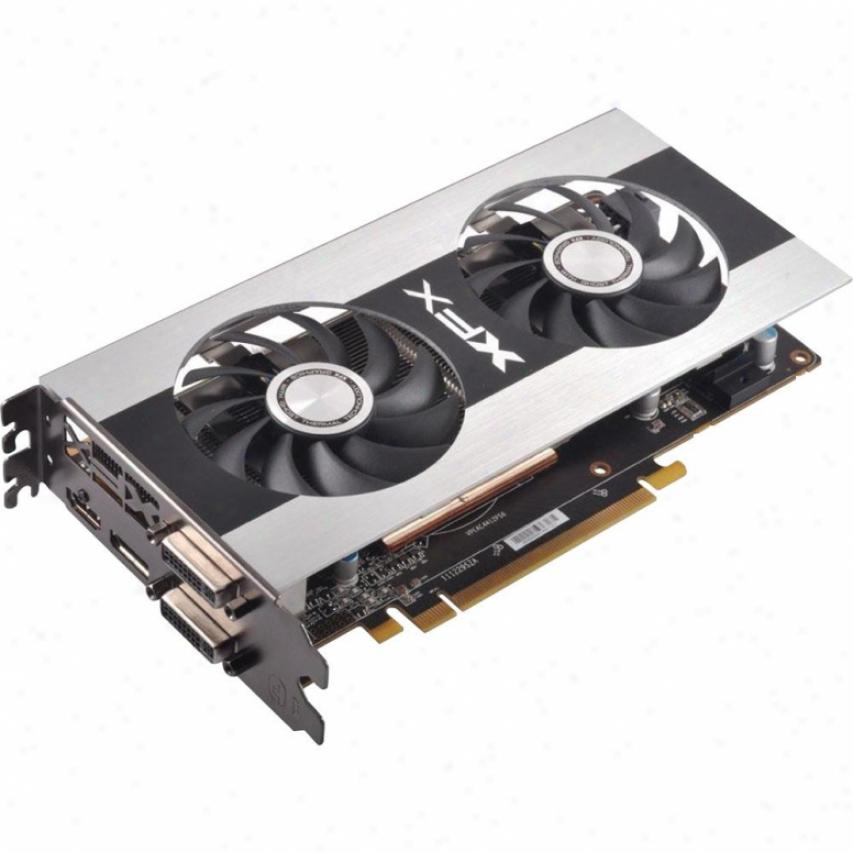Xfx Dd Radeon 7750 900mhz 1g Gddr5
