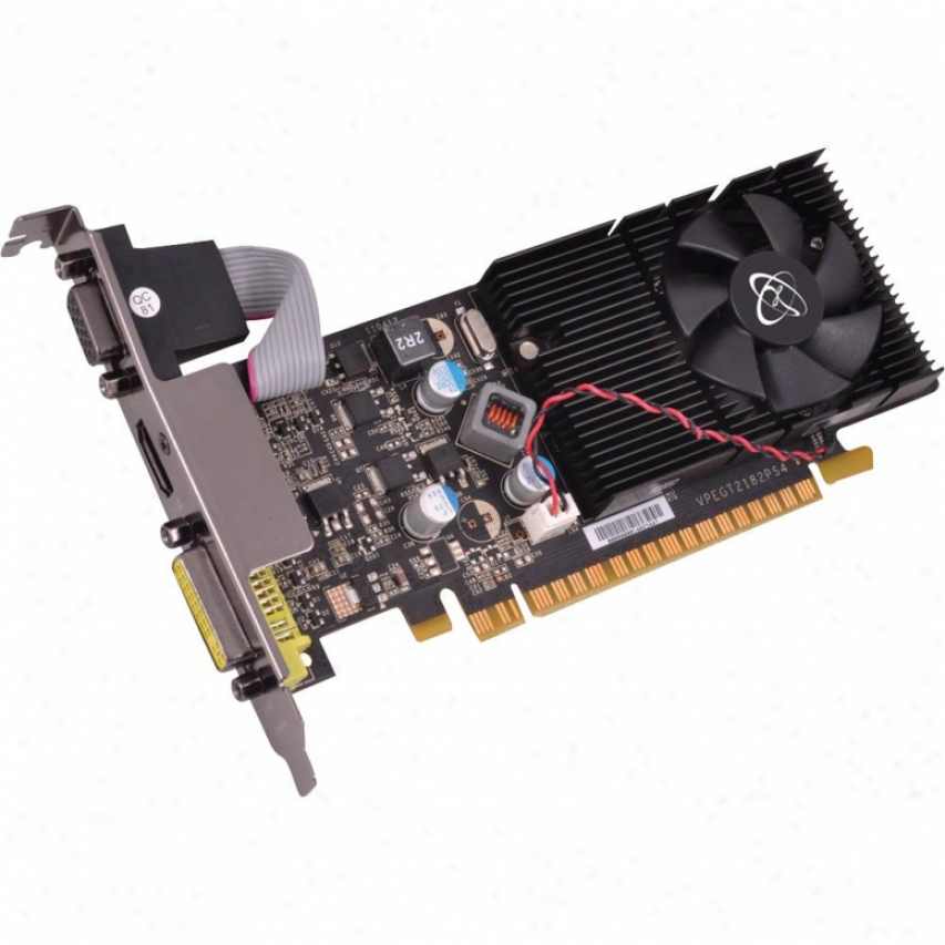 Xfx Geforce 8400gs 1gb Ddr3 Pci Express 2.0 Viddo Card