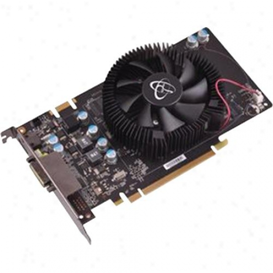 Xfx Pv-t960-yhfc Geforce 9600 Gso Fatal1ty 512mb Pcie 2.0 Video Card