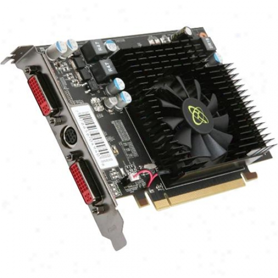 Xfx Radeon Hd4670 1gb Ddr2P cie 2.1 Vieo Card - Hd-467x-zdfr