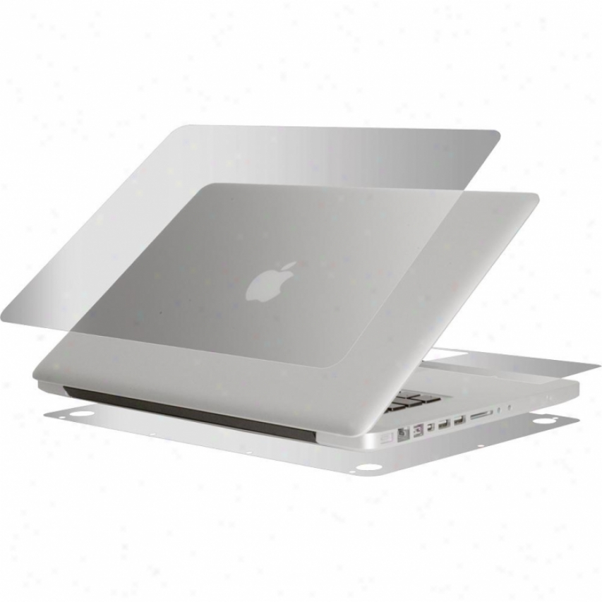Zagg Appmbp3fb Invisibleshield For Apple Macbook 15 Inch 3rd Gen