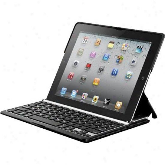 Zaggfolio Keyboard Ans Case For Ipad 2
