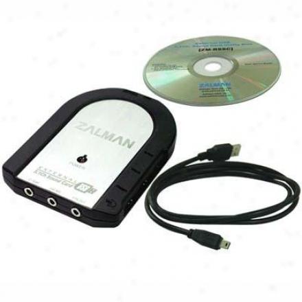 Zalman External Usb 5.1 Sound Card