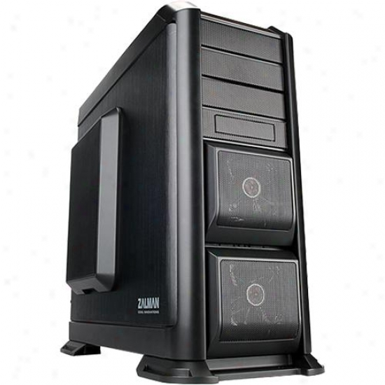 Zalman Gs1200 Full Tower Case - Black