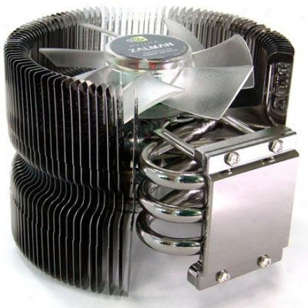 Zalman Ultra Quiet Cpu Cooler Am2