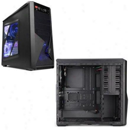 Zalman Z9 Plus Atx Computer Case Steel & Plastic Black