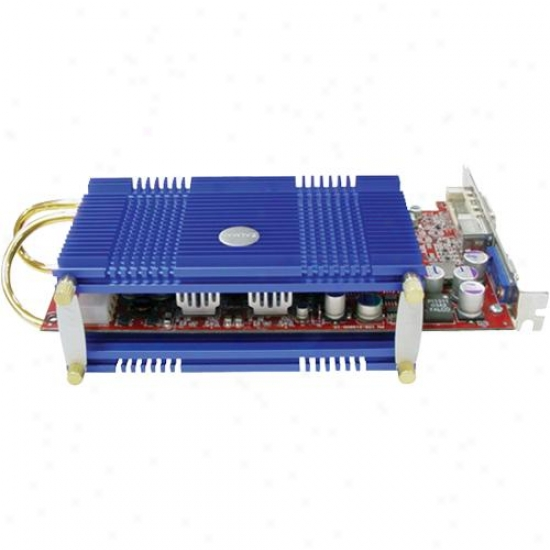 Zalman Zm80d-hp Heatsink With 2 Cooling Pipes