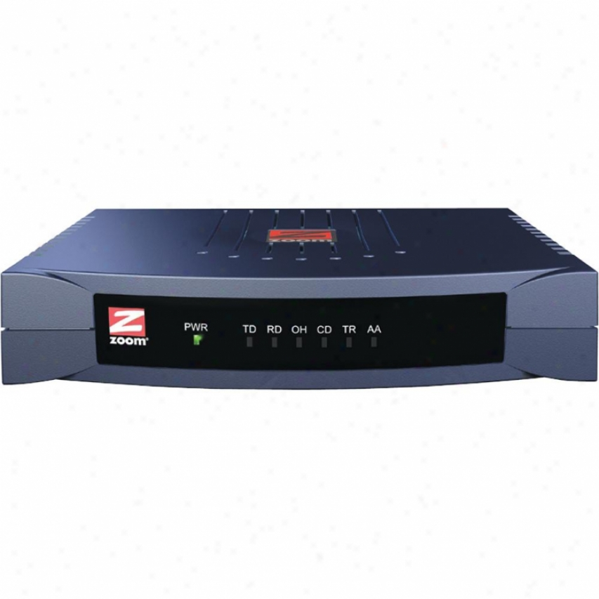 Zoom Telephonics 56k External Serial Modem