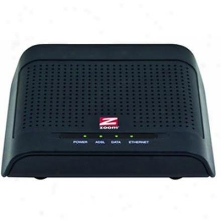 Zoom Telephonics Dsl X4 2/2+ Gateway/firewall